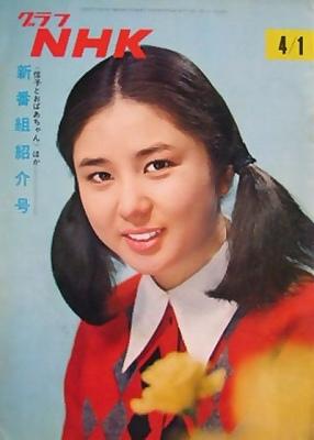 可愛らしい昔の藤吉久美子