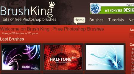 brushking