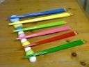 pencil stick