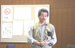 UCCの菅野さん、講師もします。