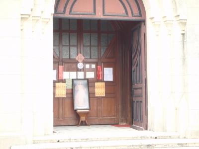 ペンニャ教会入口
