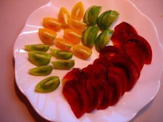 利きトマト