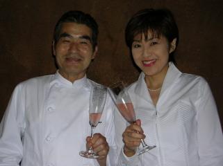 石井和雄and恵子