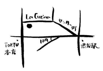 Bistrot La CUCINA MAP