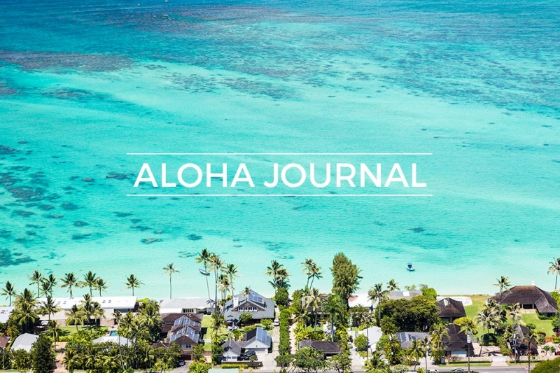 aloha journal logo
