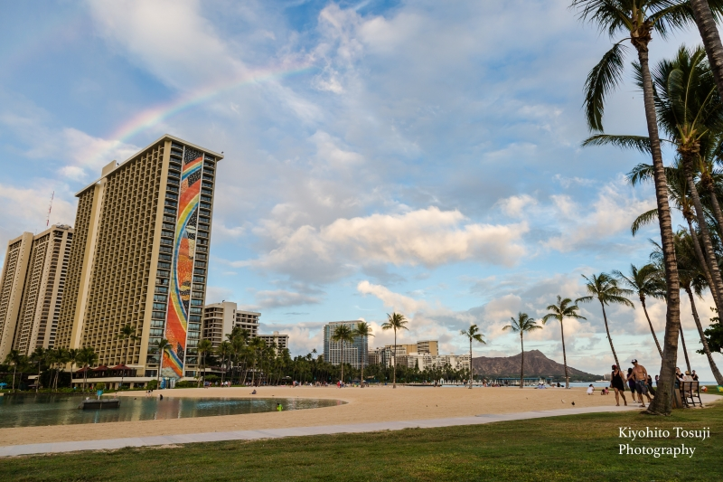 Hilton hawaiian lagoon