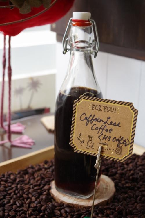 H3 カフェインレスコーヒー
