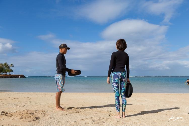 サーファサイズ surfercise