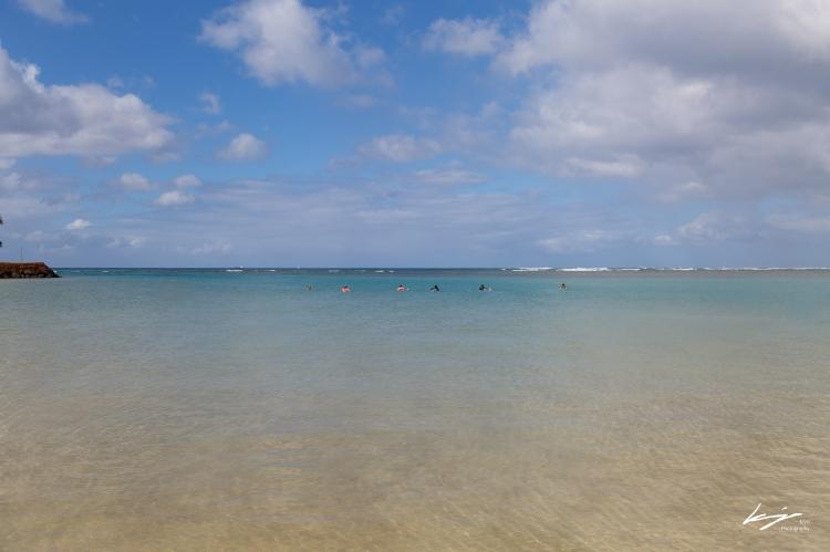 パドリング サーフィン