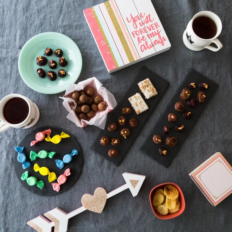 お麩 チョコレート