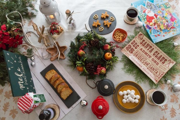 クリスマス HOLOHOLO PICNIC