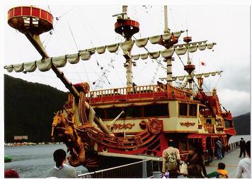 遊覧船ポラロイドA530