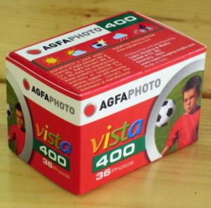 AGFA VISTA400