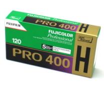ブローヒーフィルムfujipro400H