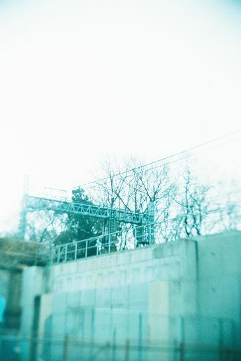 線路 大人の科学二眼レフ ソラリス400