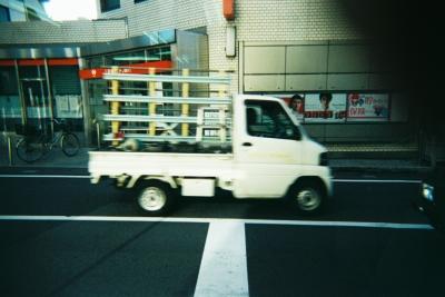 軽トラ ジュースカメラ