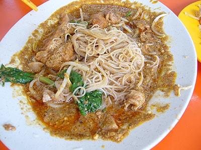 sate noodle