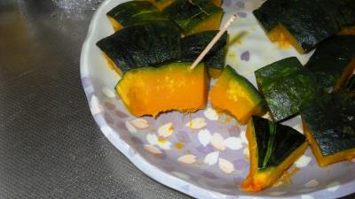 簡単「かぼちゃ料理」2