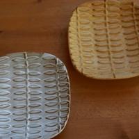 フロル小皿リーフ