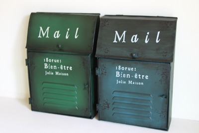 ブロカントメールボックス