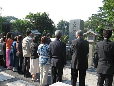 20100911墓参1
