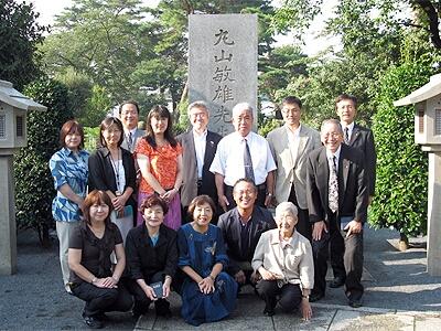 20100911墓参2