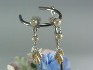 ジューンブライドの真珠