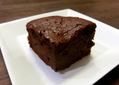 超簡単チョコレートケーキ