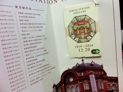 東京駅 記念 suica