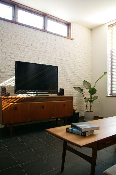 北欧スタイルのTVボード