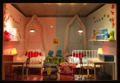 IKEAの北欧の子供部屋
