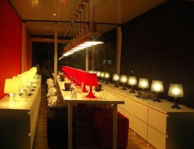 IKEAの北欧モデル空間
