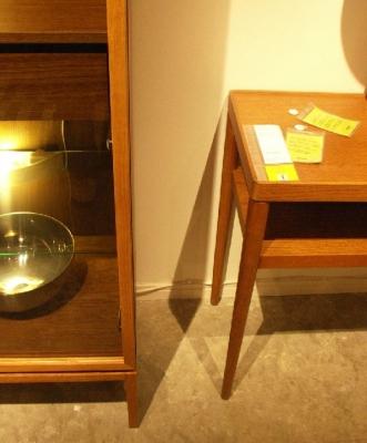 IKEAのストックホルムシリーズローテーブル