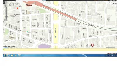 駅から地図