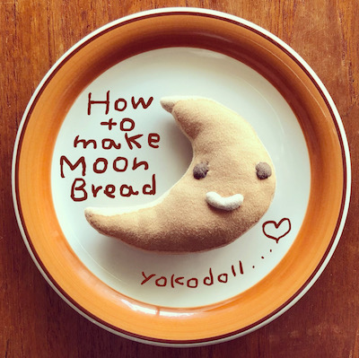 moon bread
