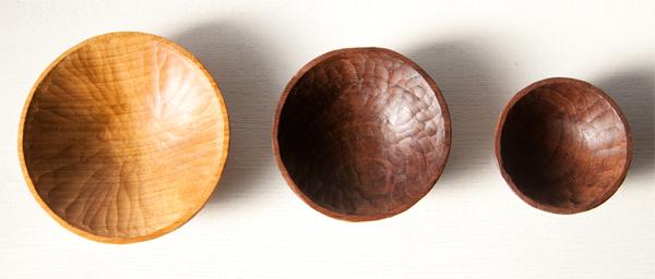 木の小鉢(豆鉢)