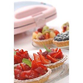 ビントニオ ワッフル&ホットサンドベーカー 2008年限定 プレミアムセット ピンク