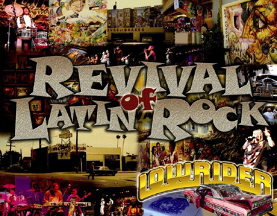 Revival of Latin Rock