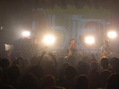 ボンバ・エステーレオ20091105