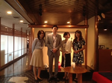 2012年9月9日(日)全日空ホテル