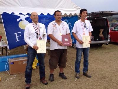 F3J日本選手権終了!!!