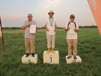 リブ組クラス優勝の土原さん、同点でも素点の差で2位の小野寺さん、3位の大高さん