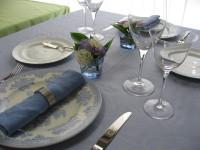 4月のテーブル