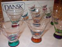 DANSKのグラス