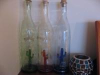 テキーラの瓶