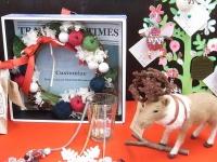 ふゆいろクリスマス展 WOOL WOOL3
