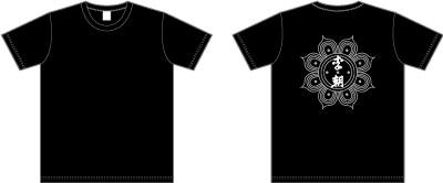 李朝様Tシャツ