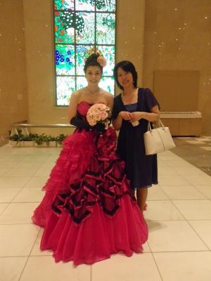 yochico結婚!