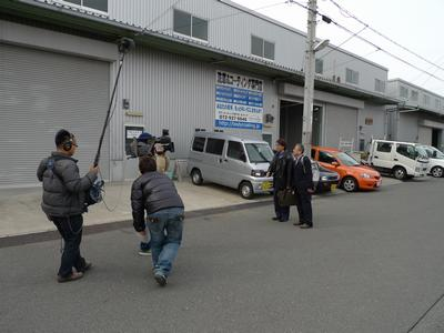 NHK取材 導入