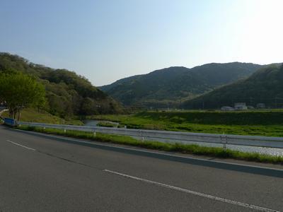 姫路市夢前町の風景